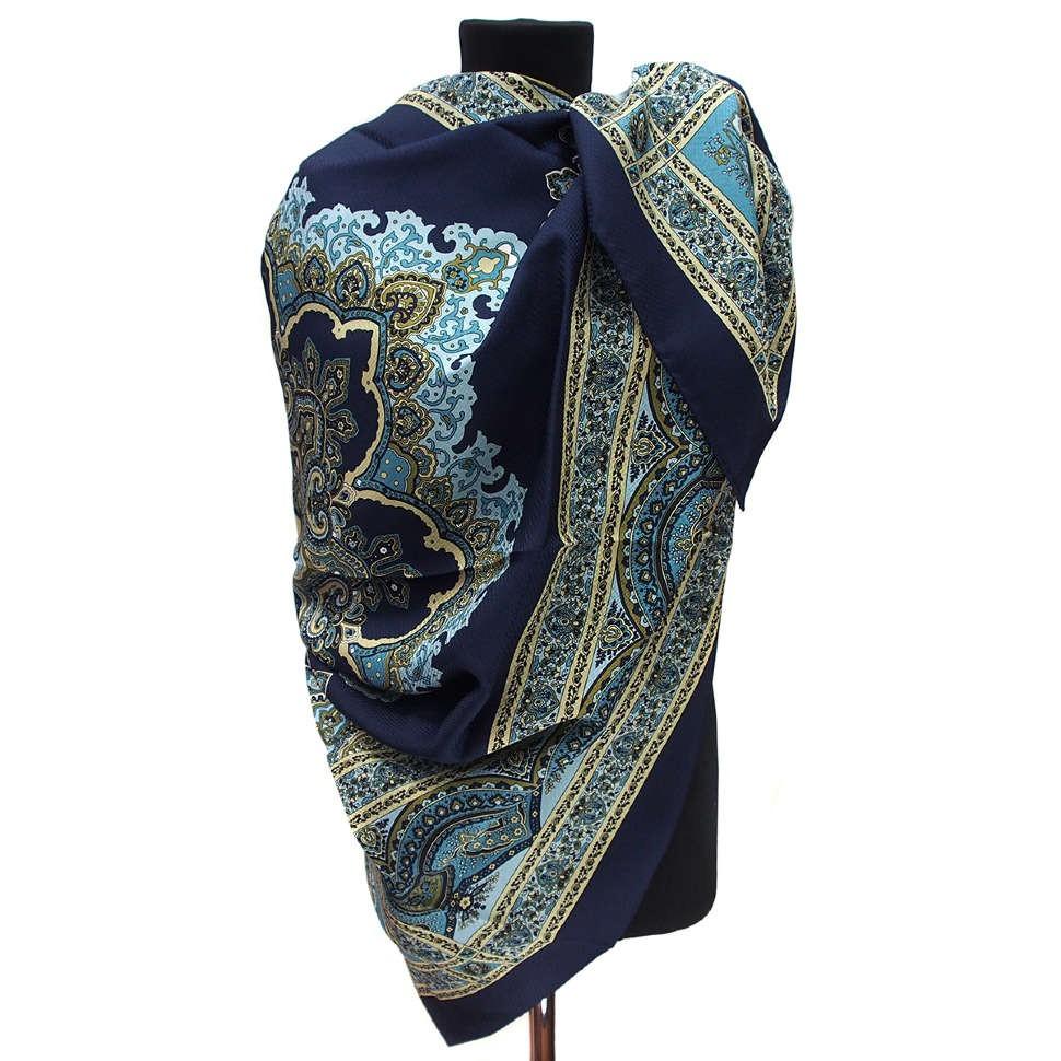 Шелковый платок (Шаль) ClubSeta 30272