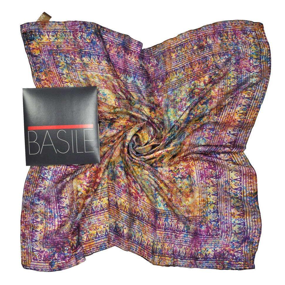 Большой шелковый платок Basile 840497