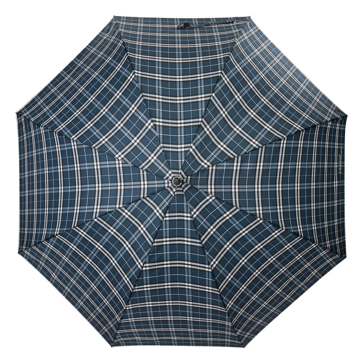 Зонт трость мужской Ferre 642-AU Scottish 5 синий