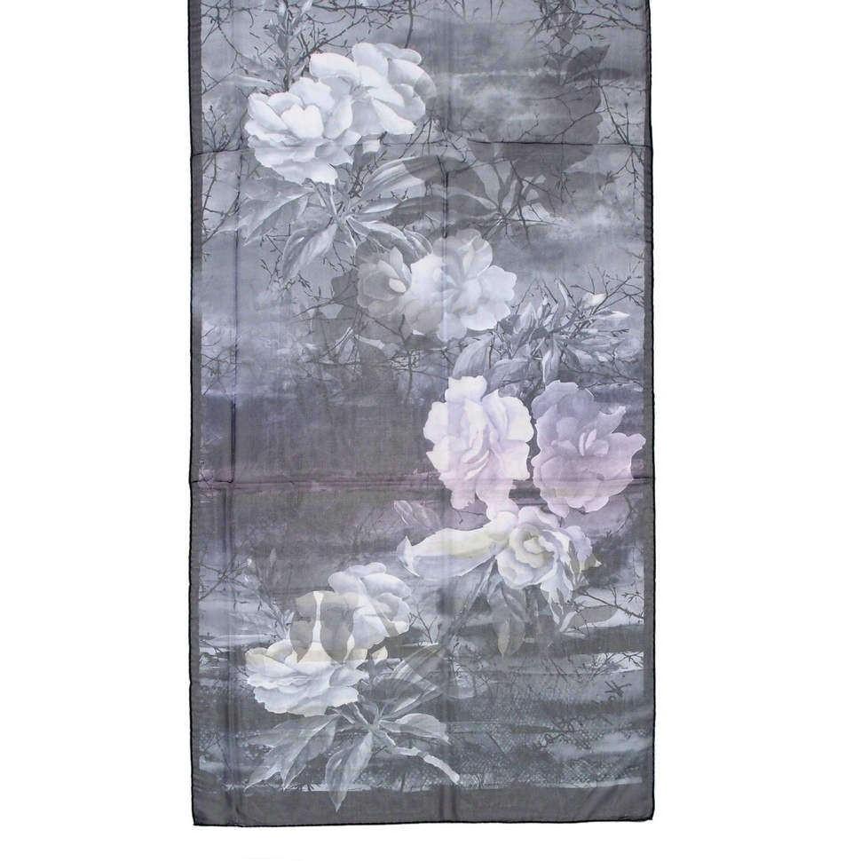 Оригинальный шарф с цветочным дизайном Laura Biagiotti 828982