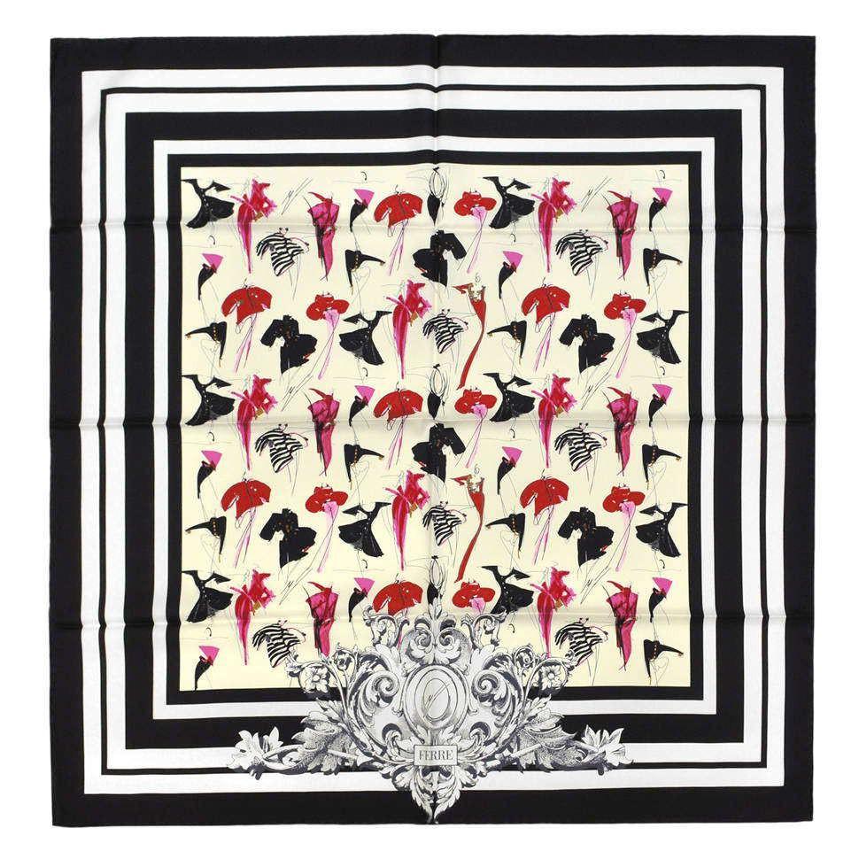 Стильный женский платок Gianfranco Ferre 837934