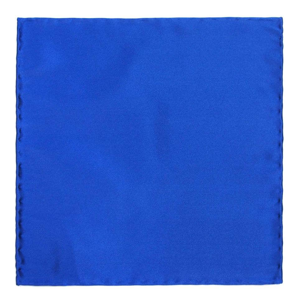 Синий мужской платок в карман пиджака Laura Biagiotti 812320