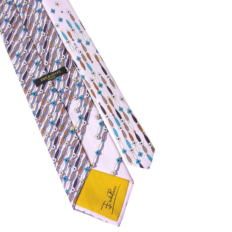 Стильный мужской галстук Emilio Pucci 61961
